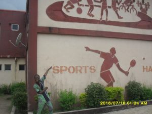 sports complex- mapoly
