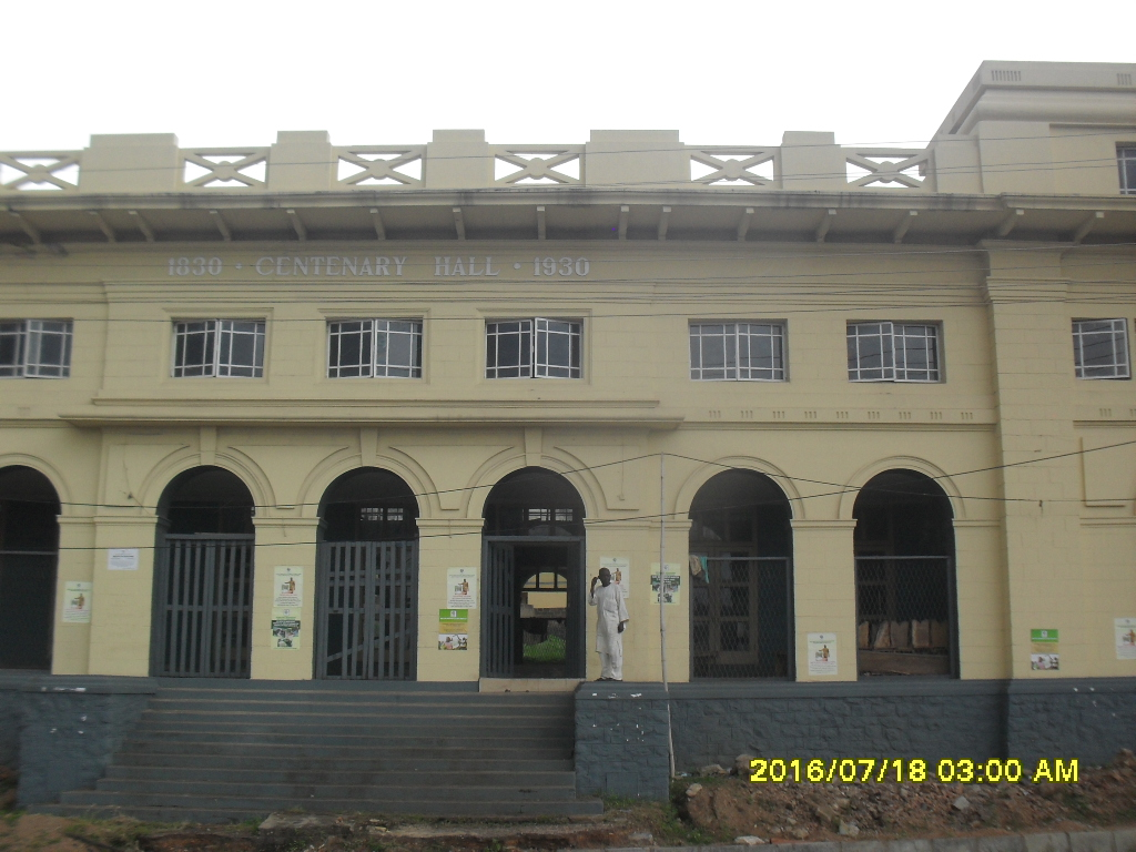 "alt=""Centenary hall Ake"""