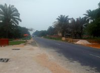 Somewhere in Anambra state Nigeria