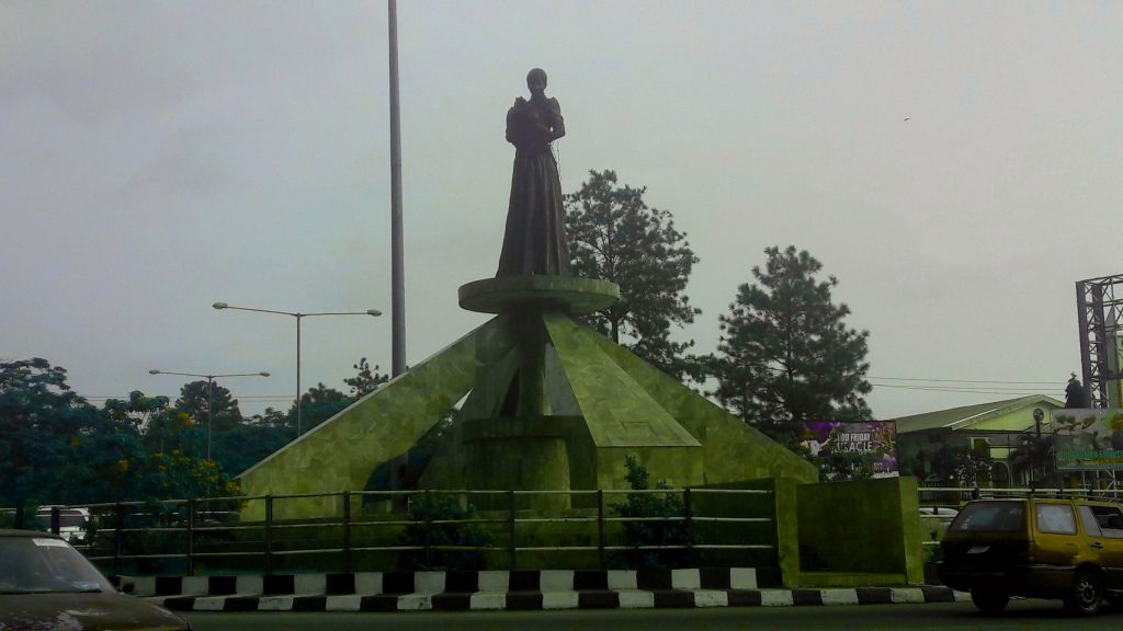 Statue of Mary Slessor in Calabar
