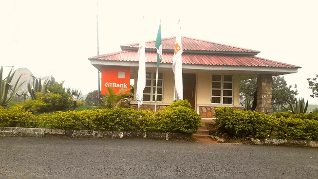 The GTBank at Obudu cattle ranch