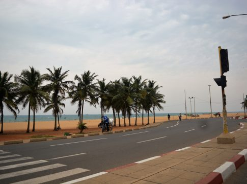 A Road In Togo