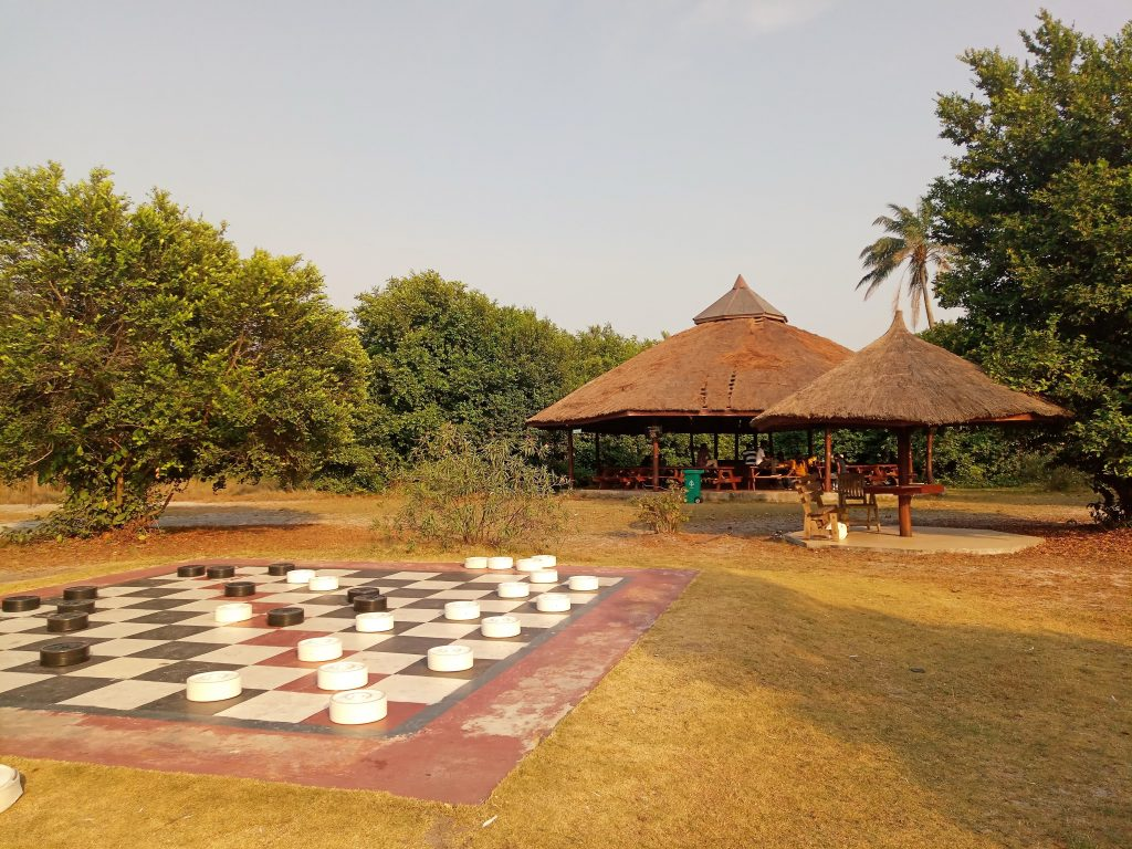 Games at Lekki Conservation centre