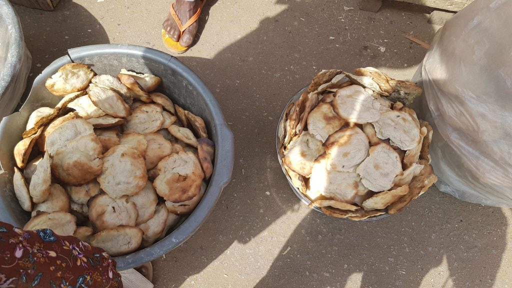Street food in Kano