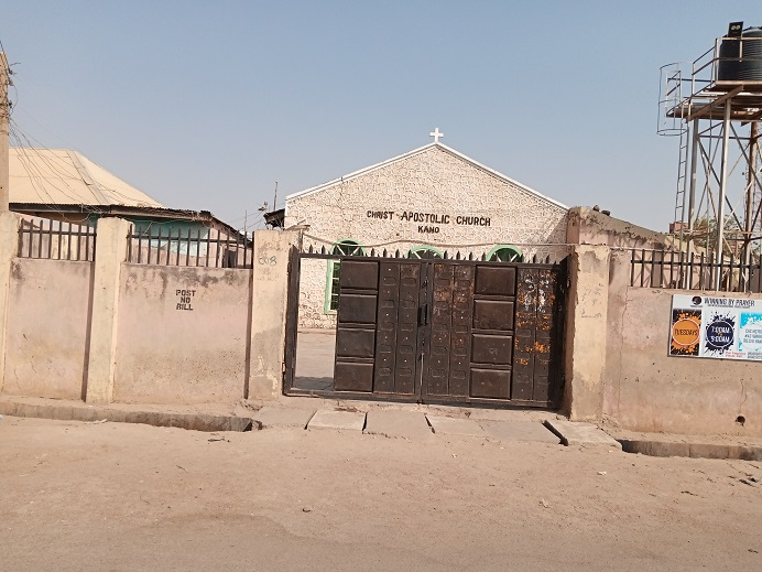 A Church in Kano
