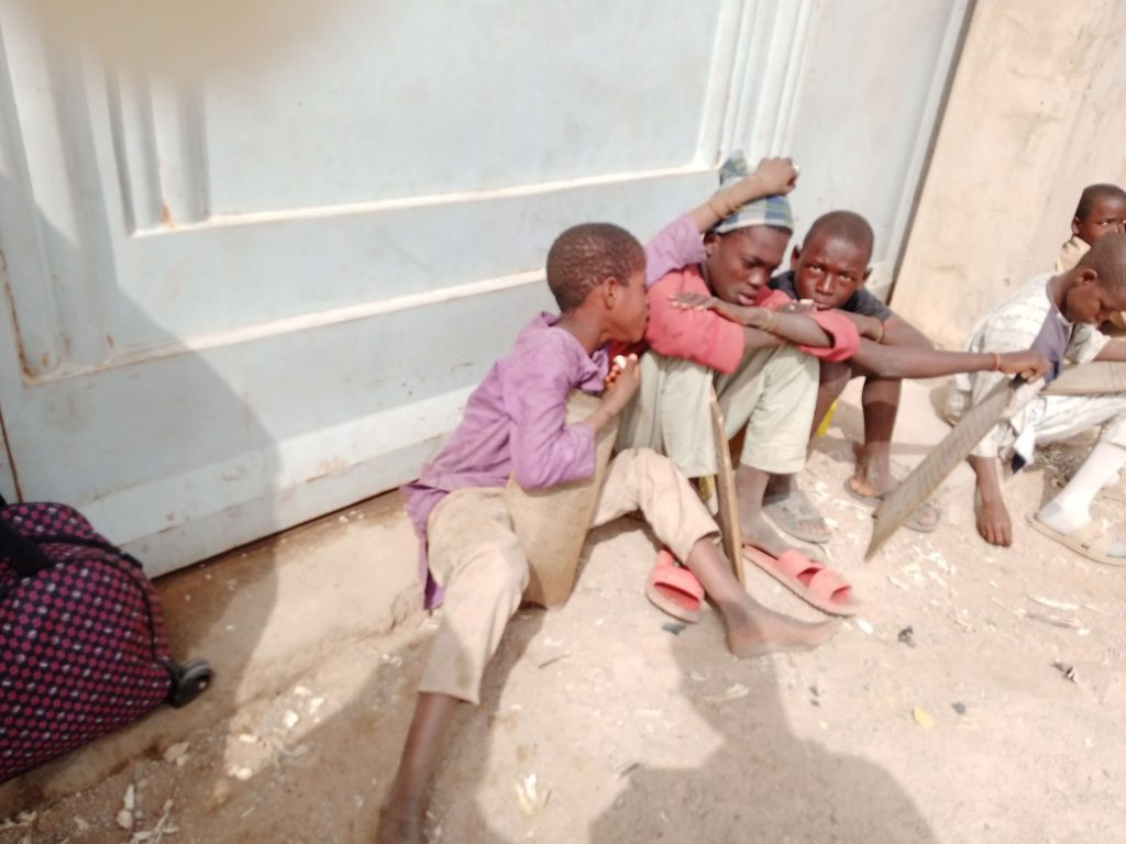Facts about Kano Nigeria: Almajiri children